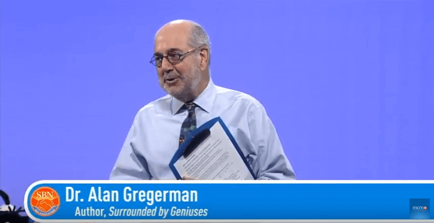 Small Business Network: Dr. Alan Gregerman